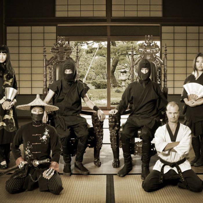 Ninja Academy cover art