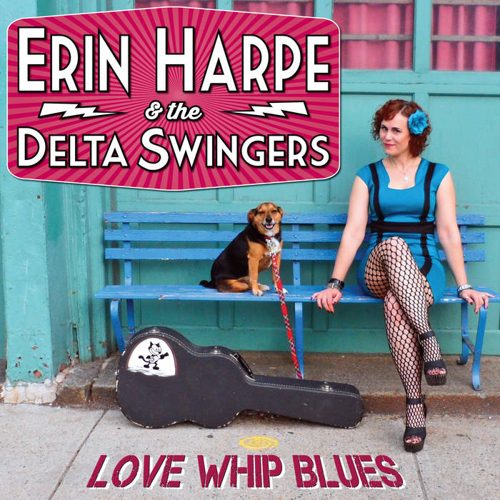 Love Whip Blues cover art