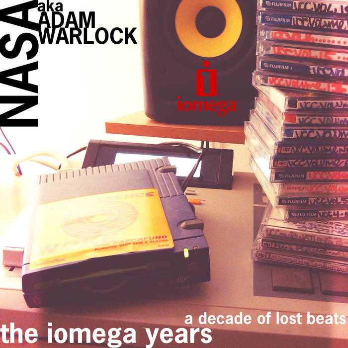 The Iomega Years cover art