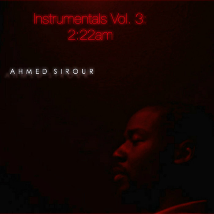 Instrumentals Vol. 3: 2:22am cover art