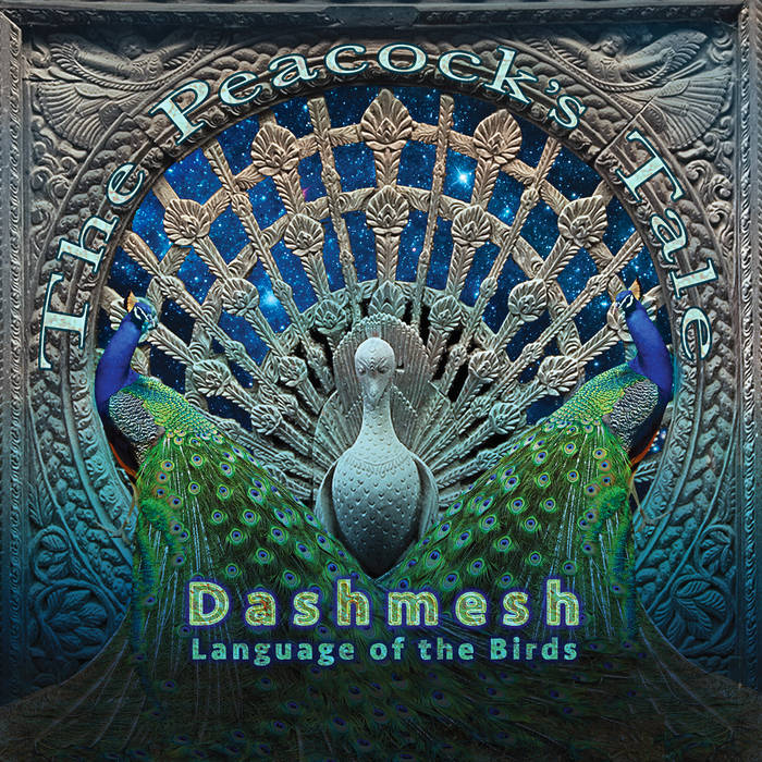 The Peacock's Tale cover art