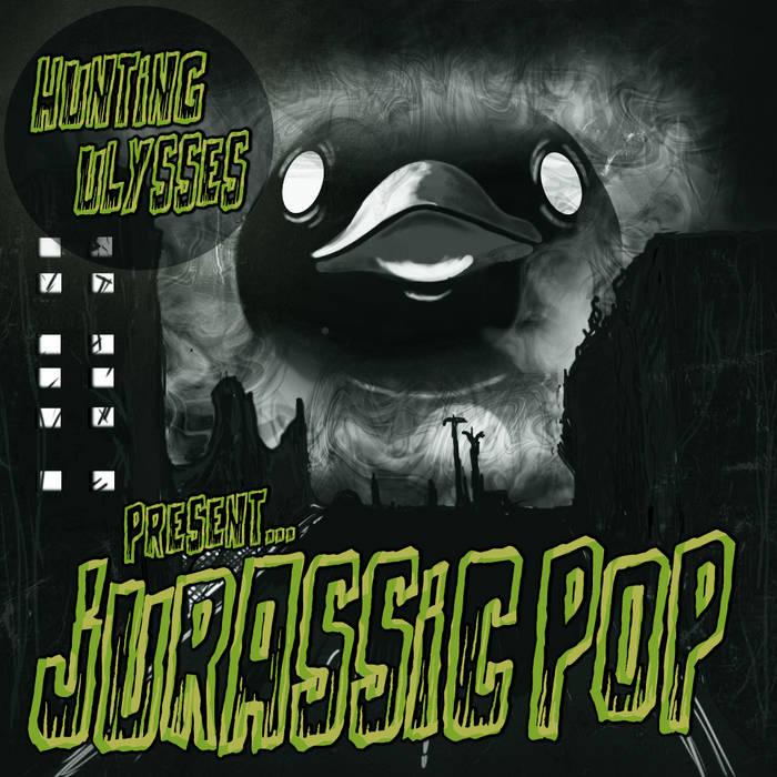 Jurassic Pop EP cover art