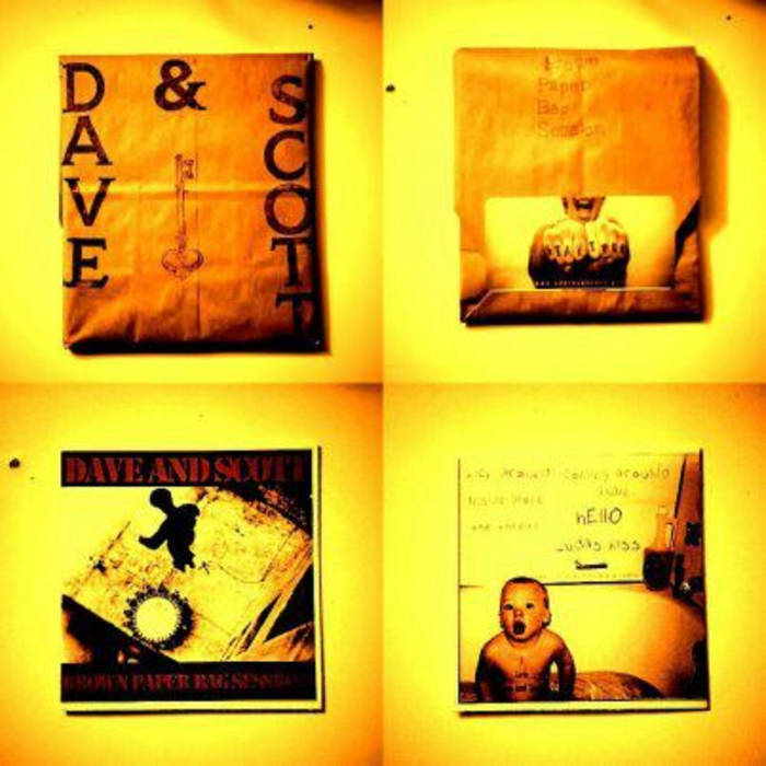 Brown Paper Bag Session cover art