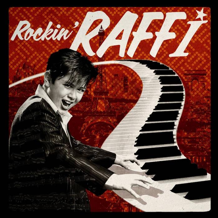 Introducing Rockin' Raffi Arto cover art