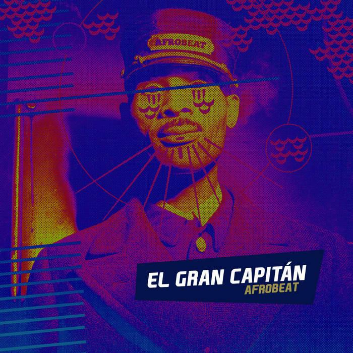El Gran Capitán EP III (2015) cover art