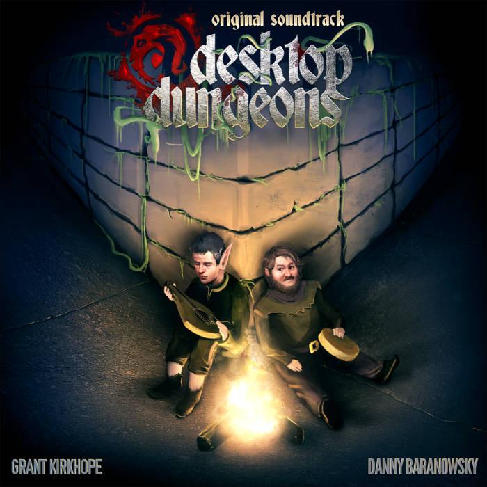 Desktop Dungeons Original Soundtrack cover art