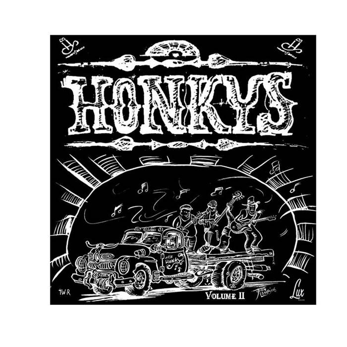 The Honkys Vol. II cover art