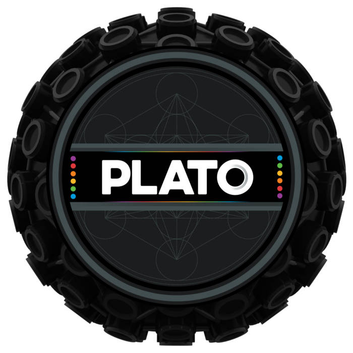 PLATO game soundtrack cover art