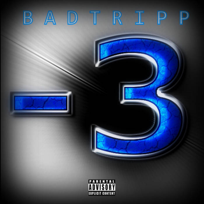 Badtripp -3 (Negative Three) cover art