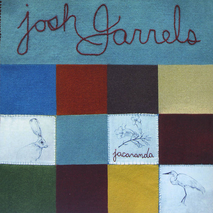 Jacaranda cover art