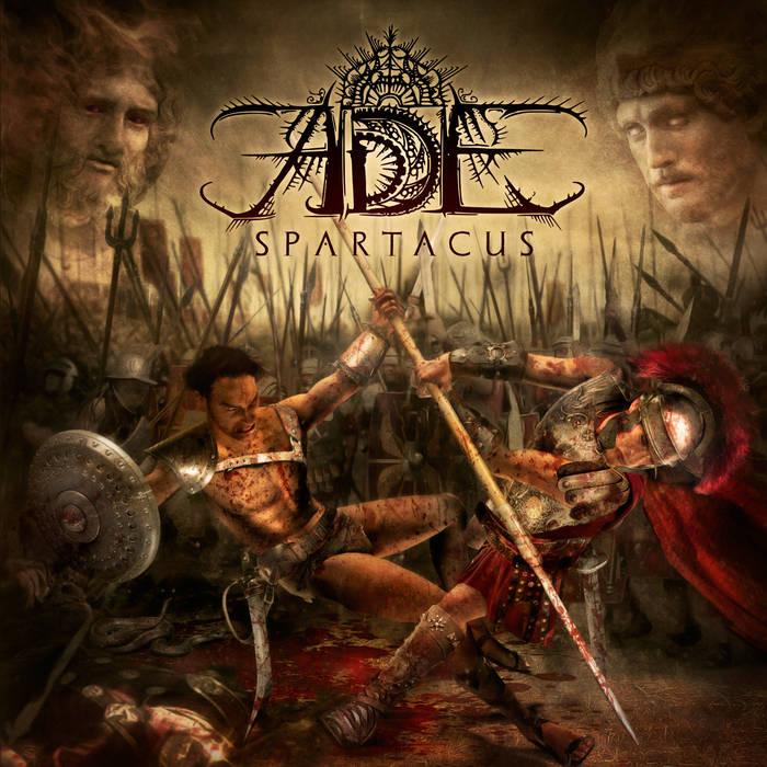 Spartacus cover art