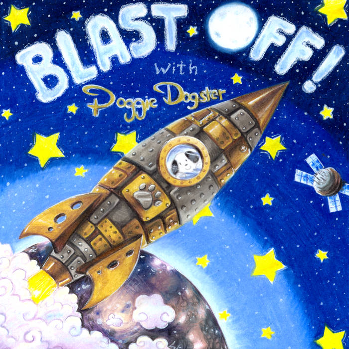 Blast Off! cover art