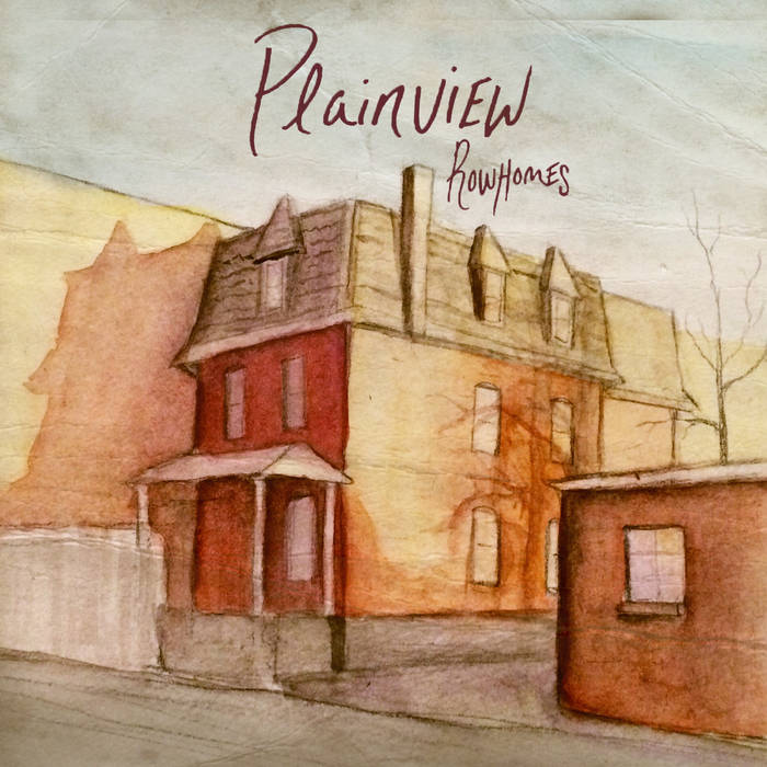 Row Homes cover art