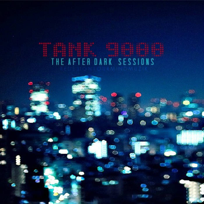 THE AFTER DARK SESSIONS cover art