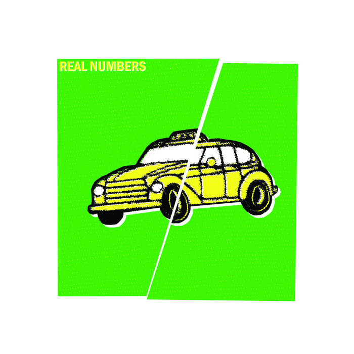 "REAL NUMBERS- Tear It In Two 7"" cover art"