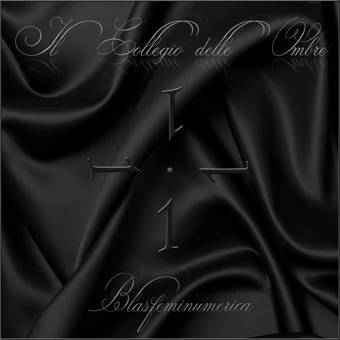 """""""Blasfeminumerica"""" cover art"""