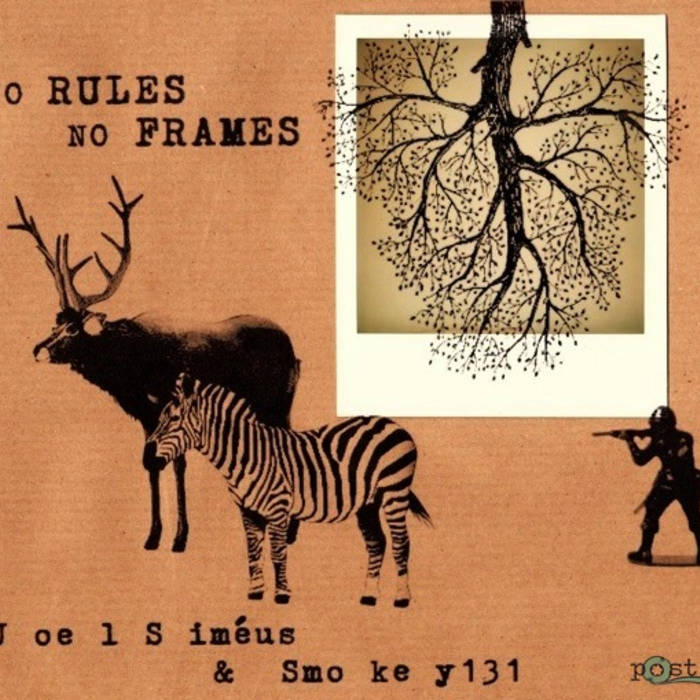 No Rules No Frames cover art