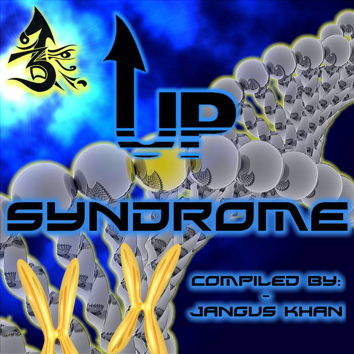 V/A - UP Syndrome Vol. 1 cover art