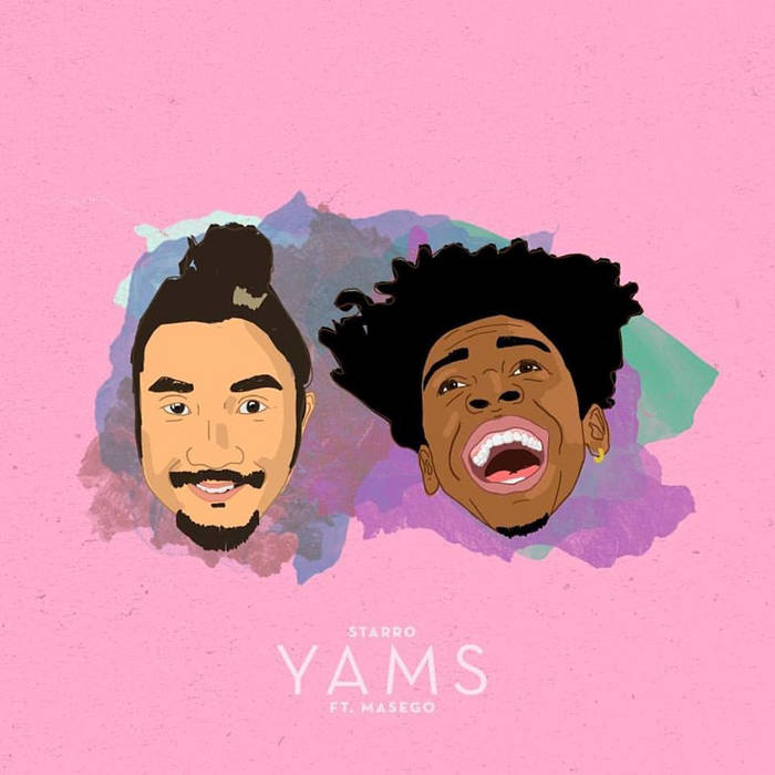 YAMS (feat Masego) cover art