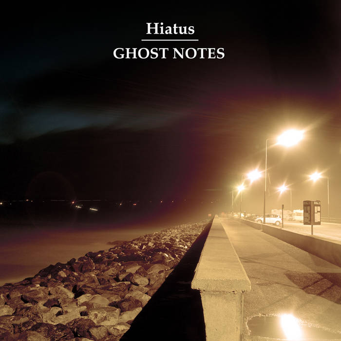 Ghost Notes cover art