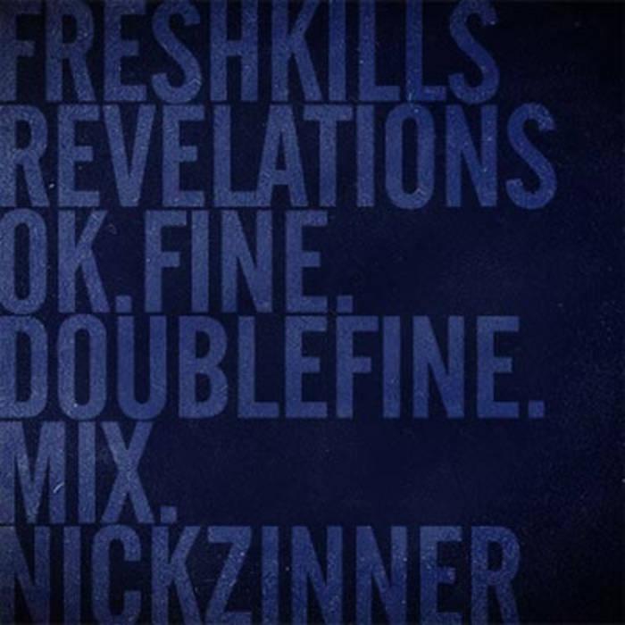 Revelations (Nick Zinner remix) cover art