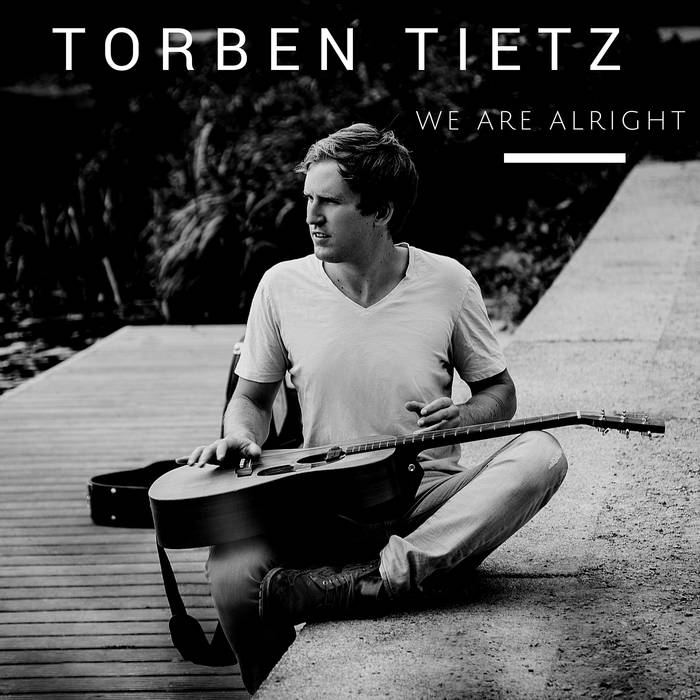 We are alright cover art