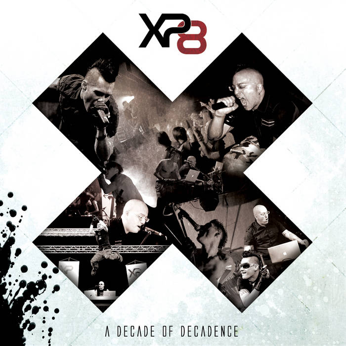 X: A Decade Of Decadence cover art