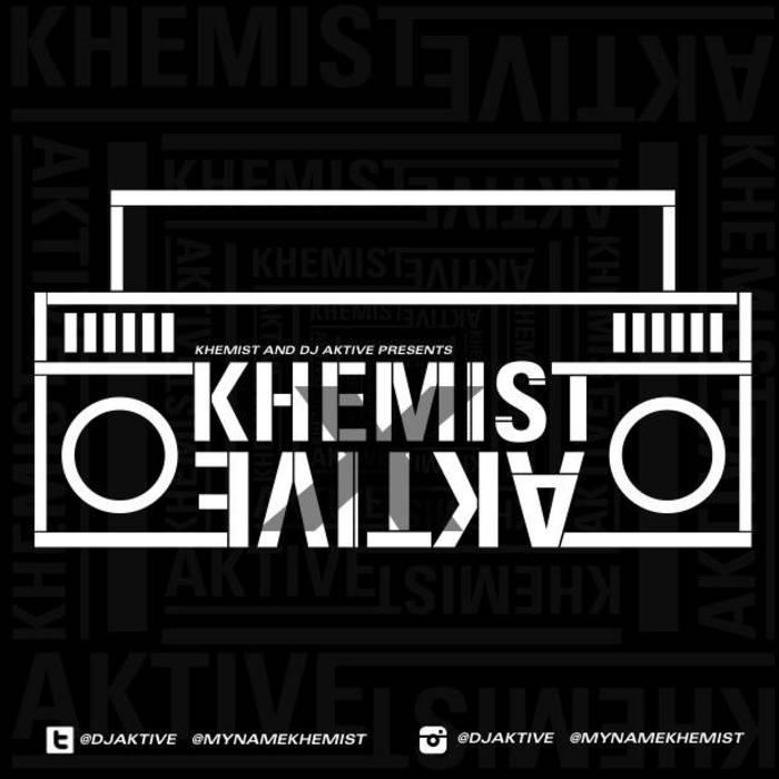KHEMIST x AKTIVE cover art
