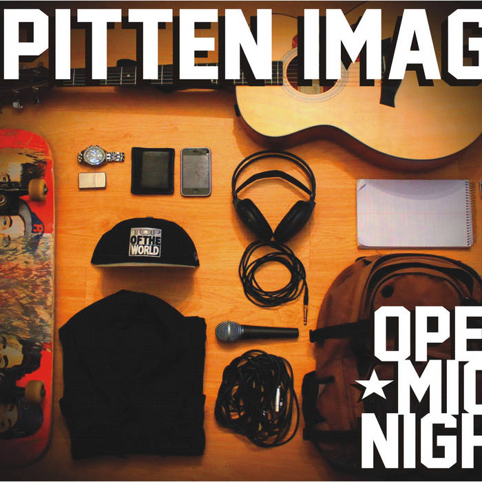 Open Mic Night cover art