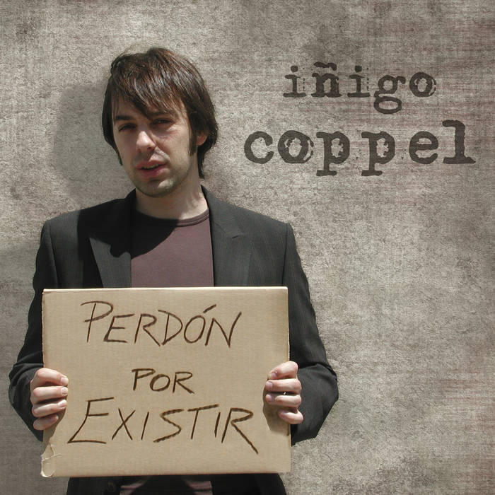 PERDÓN POR EXISTIR cover art