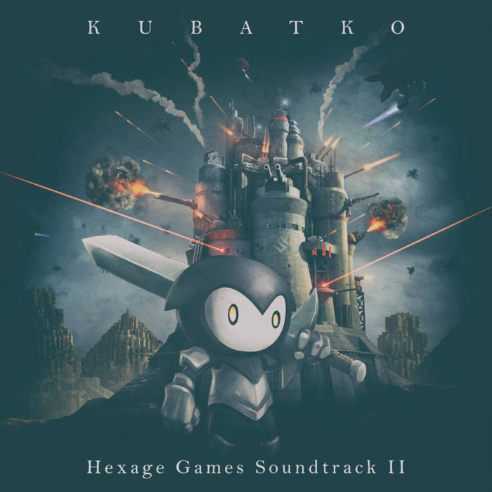 Hexage Games Soundtrack II cover art