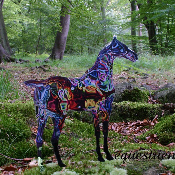 Equestrienne cover art