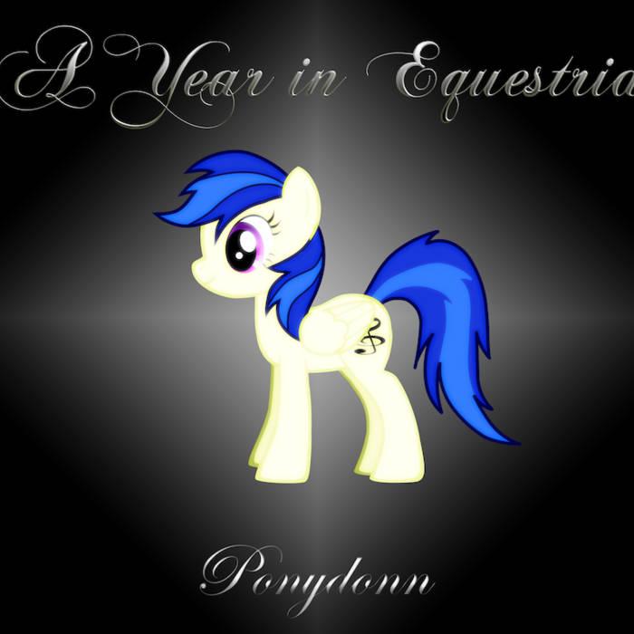 A Year in Equestria cover art