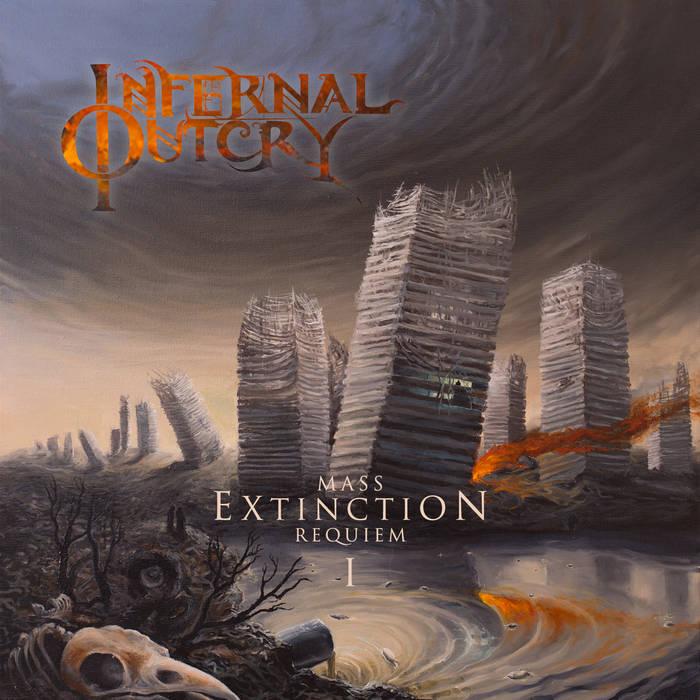 Mass Extinction Requiem I cover art