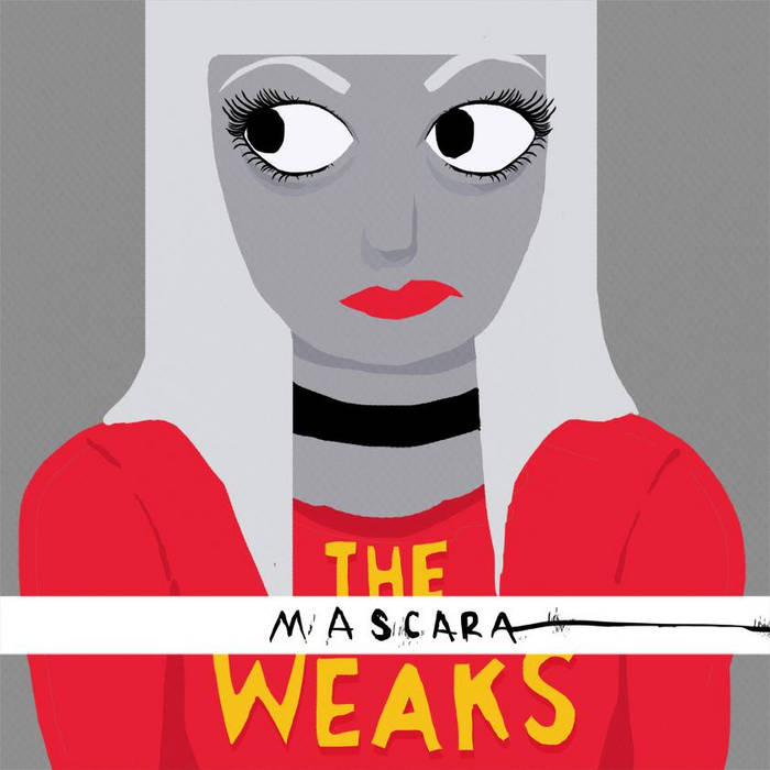 Mascara cover art
