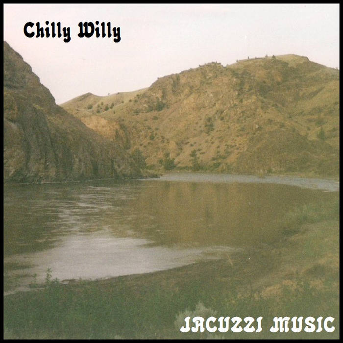 Jacuzzi Music cover art
