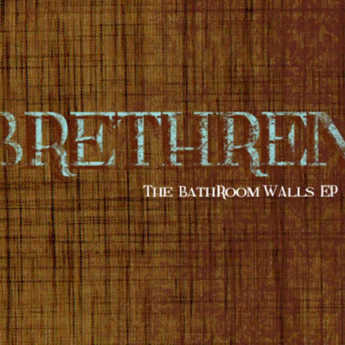 The Bathroom Walls EP cover art