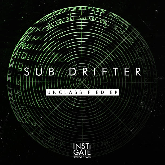 Sub Drifter - Unclassified EP cover art