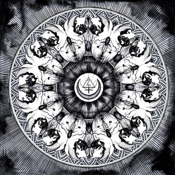 Sangharsha/Blank Split cover art