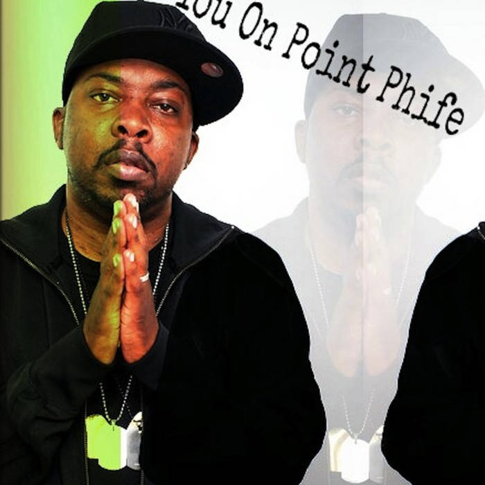 You On Point Phife cover art