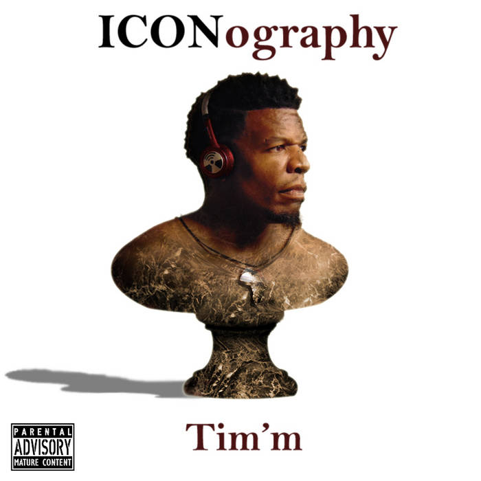 ICONography cover art
