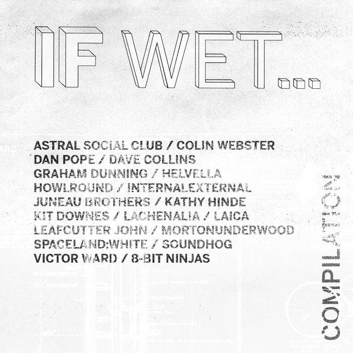 If Wet...in the village hall cover art