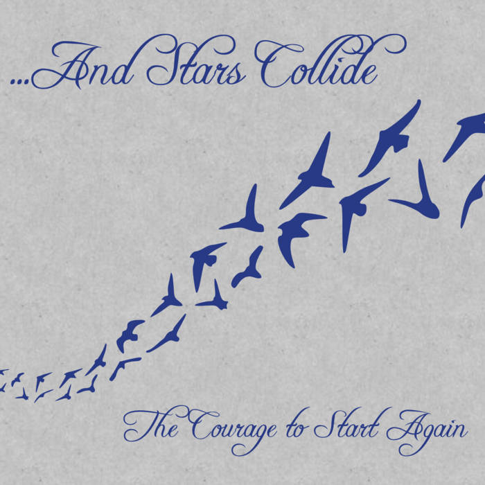 The Courage to Start Again cover art