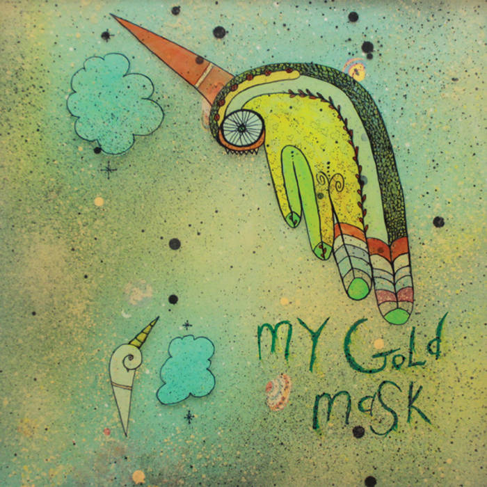 My Gold Mask cover art
