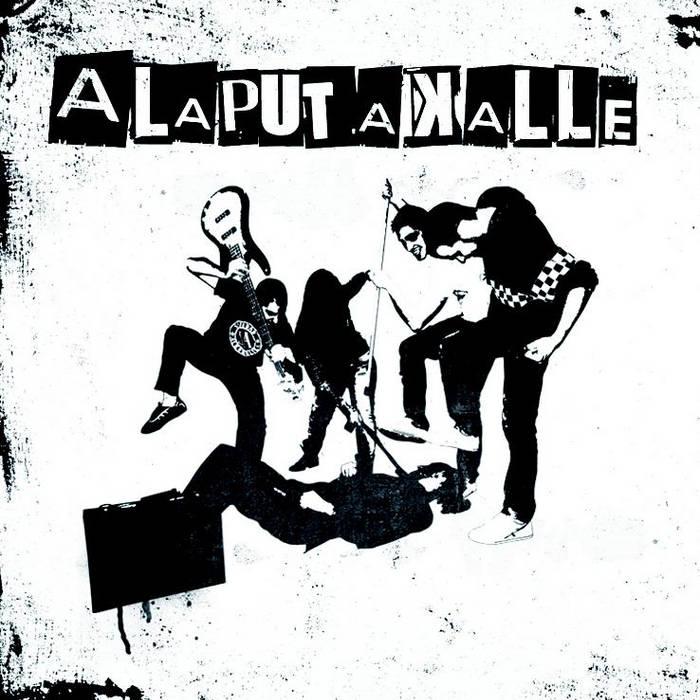 A La Puta Kalle cover art