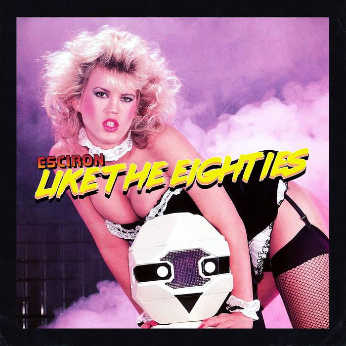 Like the Eighties cover art