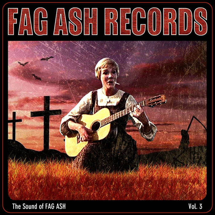 The Sound of FAG ASH Volume three cover art