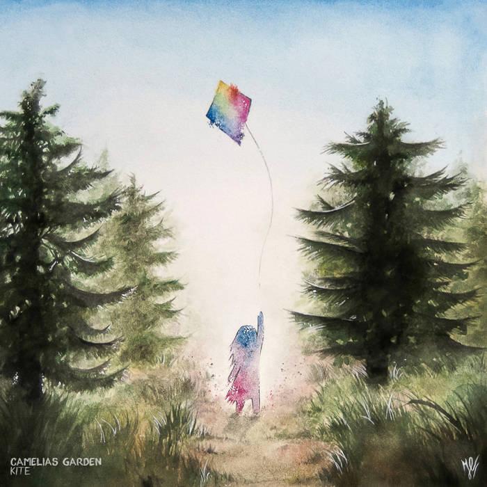 Kite cover art