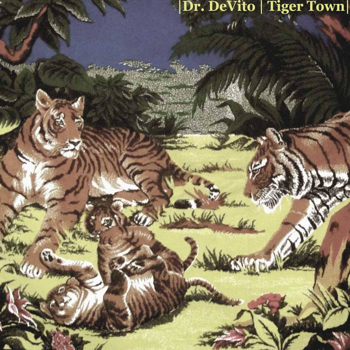 Tiger Town cover art