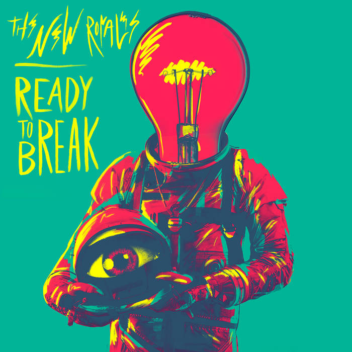 Ready to Break cover art